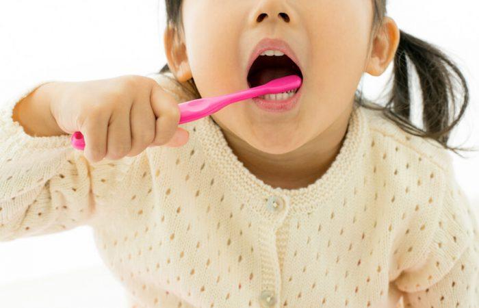 子どもの歯みがき