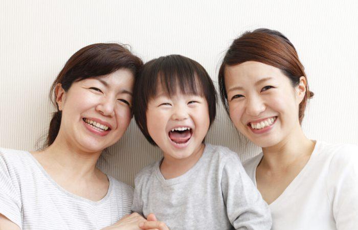 歯並びの原因